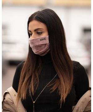 O la Voga Dirty Rose Thick Material Mask