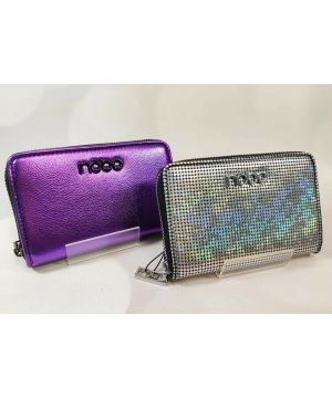 Colorful Glittered Wallet