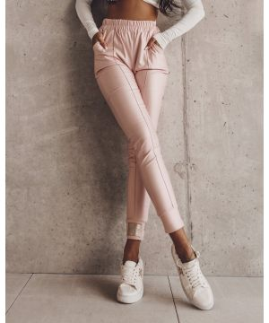 GOLD TAB Pink nohavice