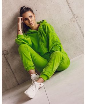 O la Voga Lime New Look Jumpsuit