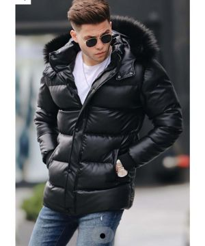 OPN Black Overblown Coat